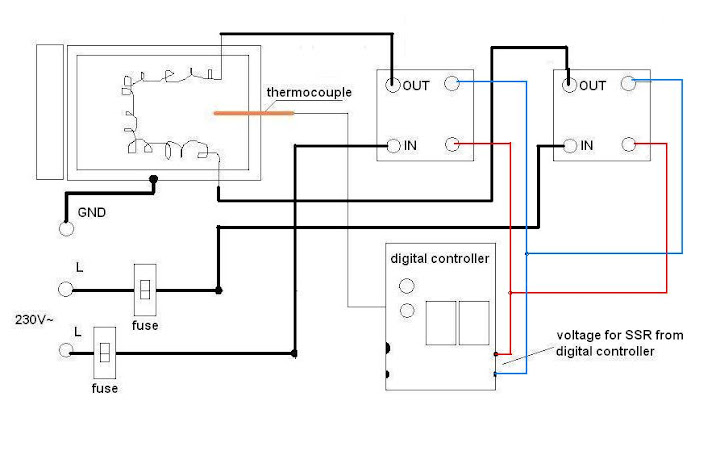 A 220 Oven Wiring Diagram Wiring Diagram