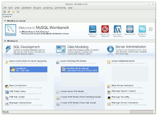 MySQL Workbench 5.2