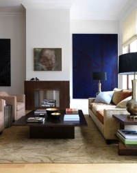 design labyrinth: Soho living-room by Katie Lydon