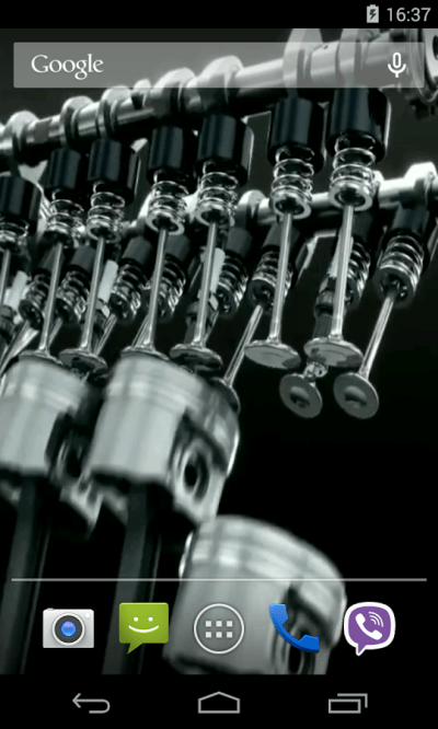 Engine 3D Video Live Wallpaper - Android Apps on Google Play