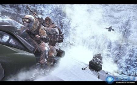 Call of Duty Modern Warfare 2 vs Medal of Honor Teaser