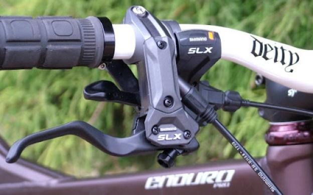 SLX levers