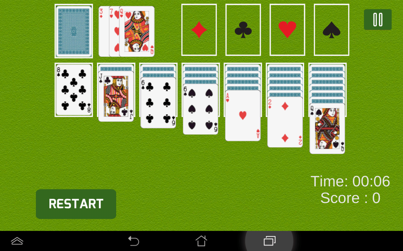 Online Card Games Solitaire Card Game Online Android Apps On Google Play