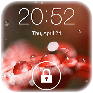 Download Lock screen(live wallpaper) for PC