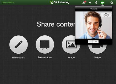 Clickmeeting Online Meetings Android Apps On Google Play - Online Meeting Apps