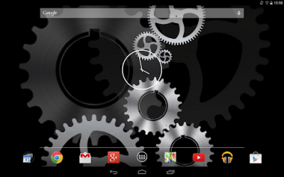 Steampunk Gears Live Wallpaper - Android Apps on Google Play
