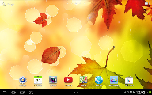 What Is Falling Action Of The Yellow Wallpaper Autumn Live Wallpaper Android Apps On Google Play