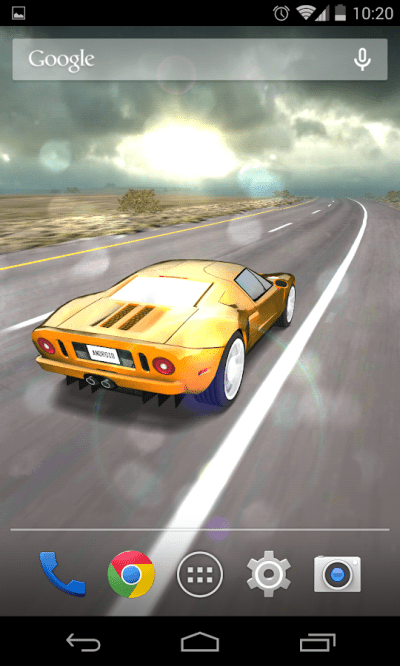 3D Car Live Wallpaper Free - Android Apps on Google Play
