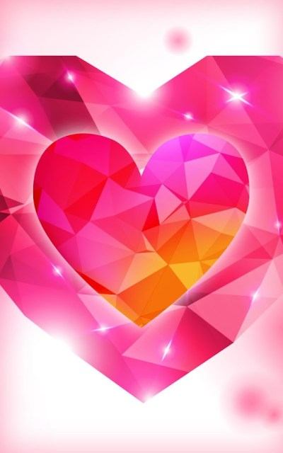 Diamond Hearts Live Wallpaper - Android Apps on Google Play