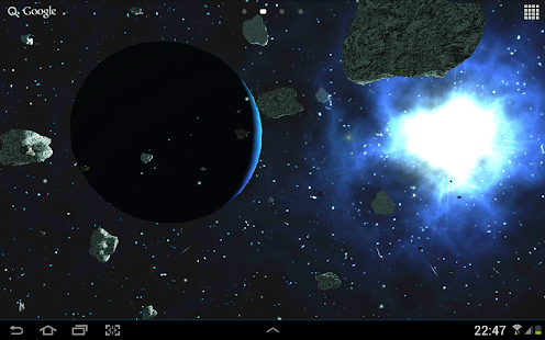 Asteroids 3d Live Wallpaper Apk Asteroids 3d Live Wallpaper Android Apps On Google Play