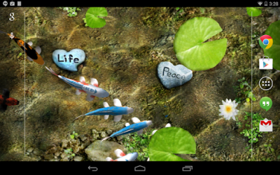 Koi Live Wallpaper - Android Apps on Google Play