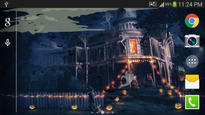 Halloween Live Wallpaper PRO - Android Apps on Google Play
