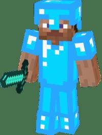 armor steve | Nova Skin