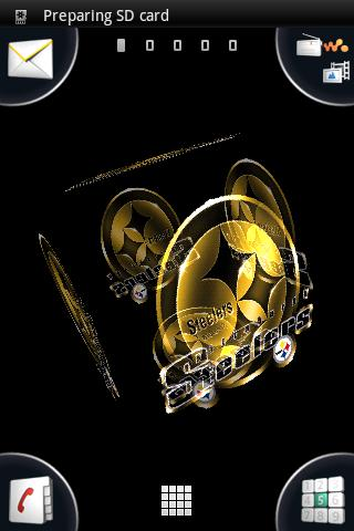 3D Steelers Live Wallpaper (android) | AppCrawlr