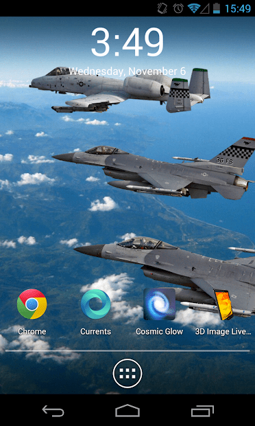 3d Parallax Live Wallpaper Apk Download 3d Image Live Wallpaper Apps On Google Play