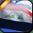 3D Iraq Flag Live Wallpaper APK