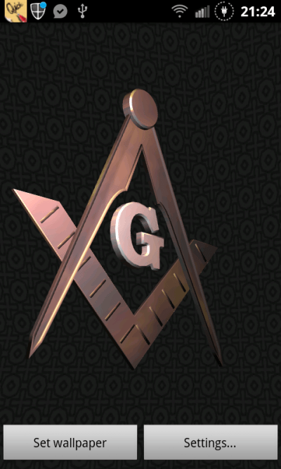 Freemason 3D Live Wallpaper - Android Apps on Google Play