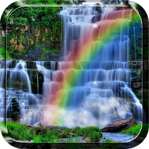Waterfalls Live Wallpaper 3d Hd Apk Cachoeira Papel De Parede Vivo Apps Para Android No