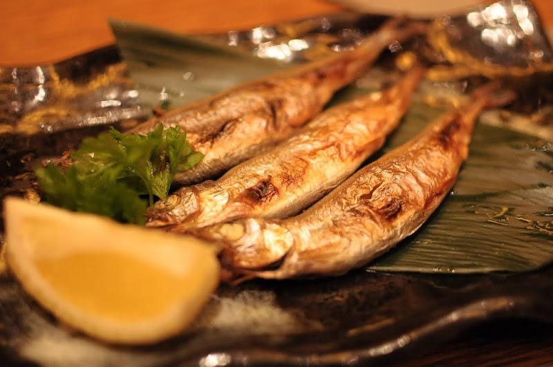Shishamo Willow Leaf Fish Restaurant Xenri Malaysia