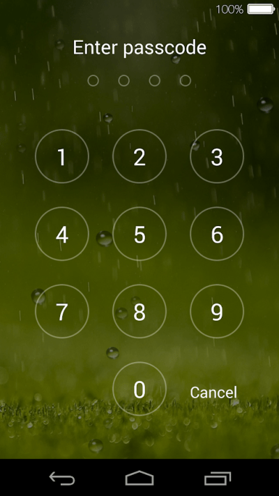 Lock screen(live wallpaper) – Apps para Android no Google Play