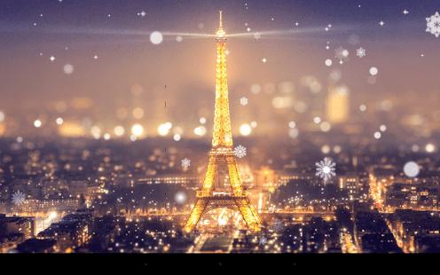 3d Parallax Wallpaper Pro Paris Tower Apps On Google Play