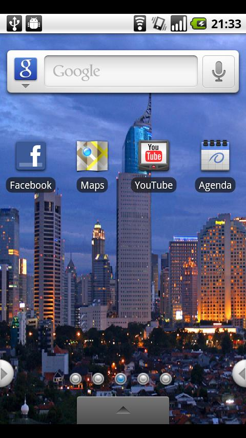 3d Parallax Weather Live Wallpaper For Android Os Project Skyline 3d Jakarta Android Apps On Google Play