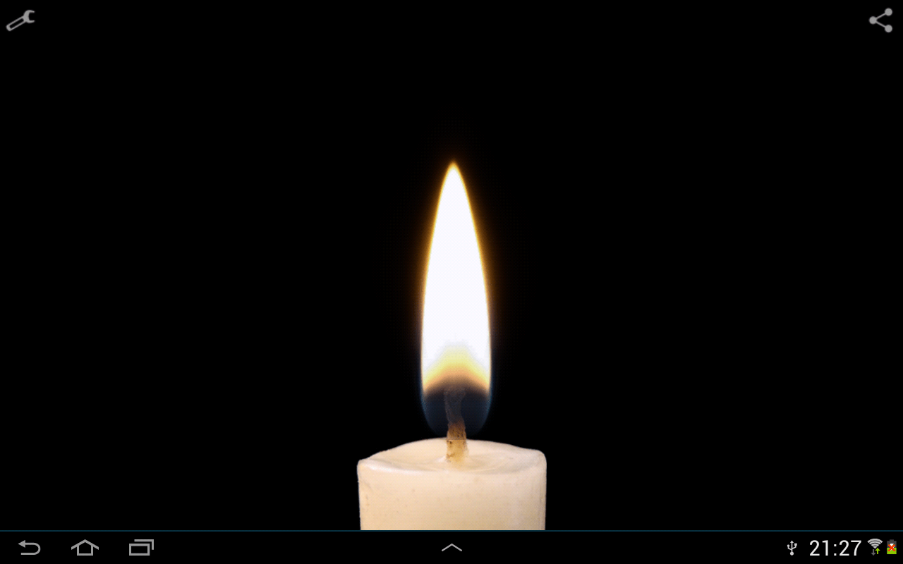 Bougie Led Gifi Candle Google Play 39de Android Uygulamaları