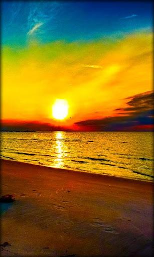 Download Sunset Live Wallpaper Google Play softwares - avQZoyg0qrej | mobile9