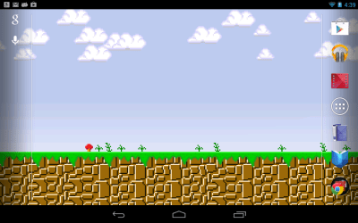 8-Bit Scrolling Wallpaper Lite - Android Apps on Google Play
