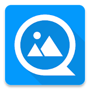 QuickPic - Photo Gallery with Google Drive Support APK icon