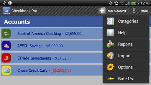 checkbook programs for windows 10