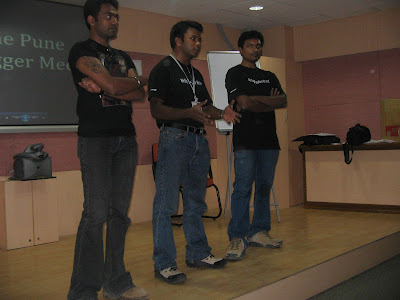 Indiblogger team introduction