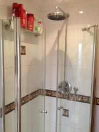 Shower hose splitter/Y-valve for 2 shower heads - Page 1 ...