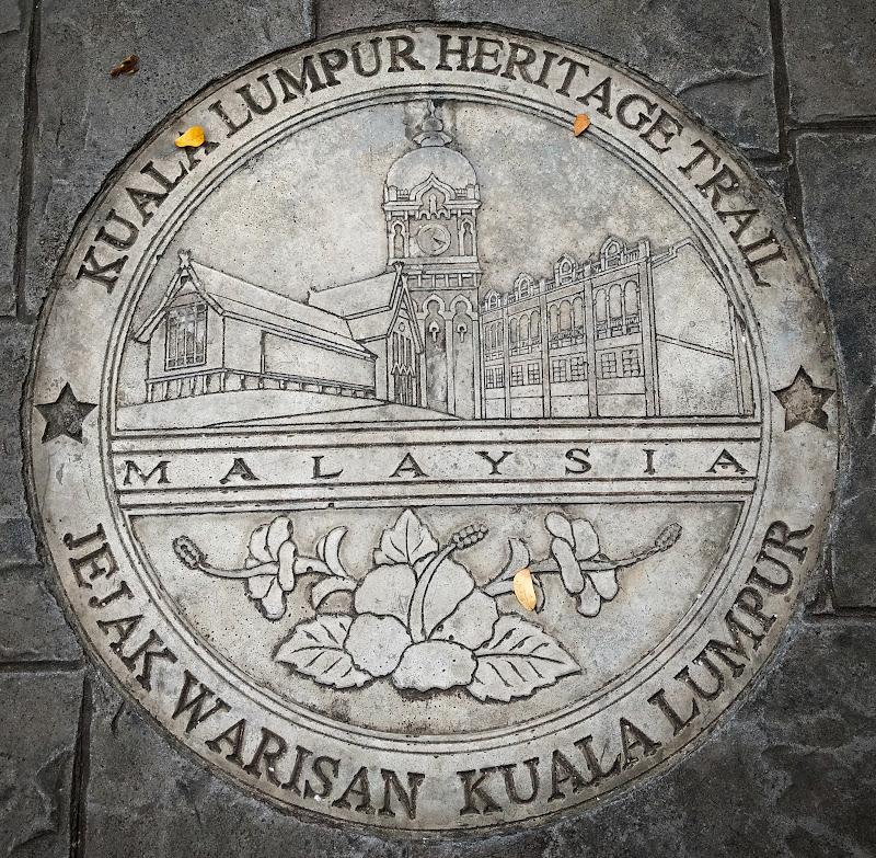 Kuala Lumpur Heritage Trail, Merdeka Square