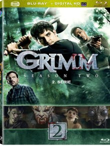 Grimm 2ª Temporada Torrent - BluRay 720p Dual Áudio (2012)