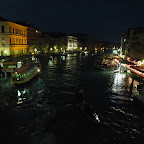 South view from Rialto Bridge, Venice.