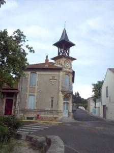 Paulhes village