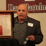 2012 Bartelma Hall of Fame inductee Gary Alexander.