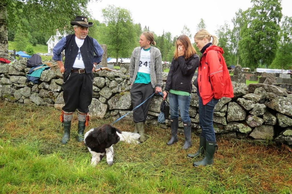 Kosidba u Norveskoj- Turisticka organizacija opštine Ljig210