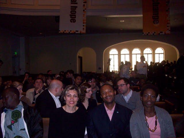 IVLP 2010 - Meeting with California First Lady - Mrs Schazeneger - 100_1443.JPG