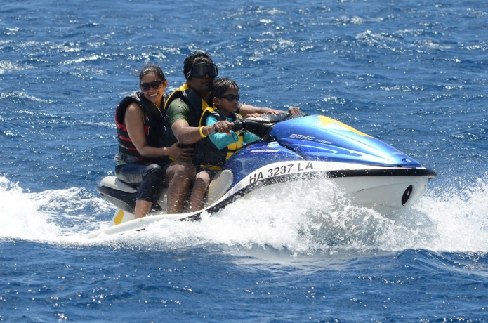 Fun on the JetSki