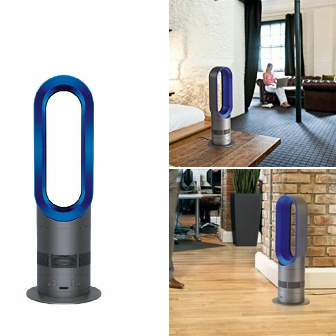 Dyson Am09 Best Gadget 2u Dyson Am09 Fan Heater Iron Blue