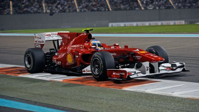 HD Wallpapers 2010 Formula 1 Grand Prix of Abu Dhabi | F1-Fansite.com