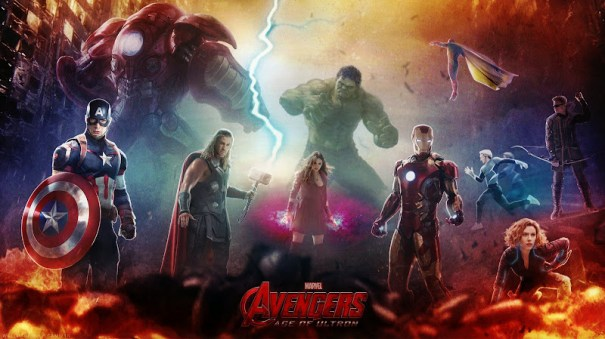 Avengers Age of Ultron Wallpapers
