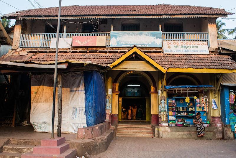an old temple in gokarna