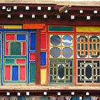 Village near Niku Xiang, Seda county, Sichuan.