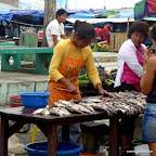 Fish are more valuable in the rainy season because they are tougher to catch.