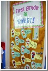 Back to School Bulletin Board and Door Ideas   Blog Hoppin ...