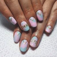 42 Charming Springtime Nails Designs Trends - Nails C