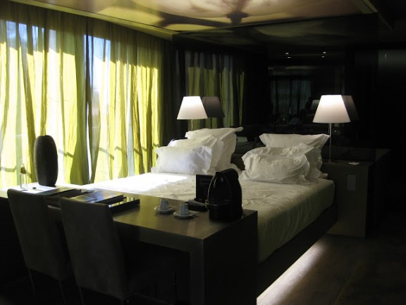 Hotel The Vine junior suite